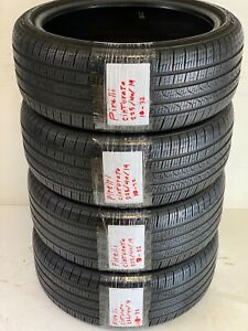 4x Set Of 4 Tires Pirelli Cinturato P7 Run Flat 225 40r19 225 40 19 2254019 93h
