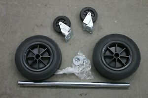 Diy Dolly Hand Truck 10 Wheel Axle And Caster Kit