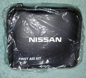 Nissan First Aid Kit Oem Sealed Fast Priority Mail Shipping