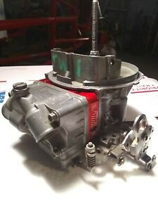 Holley 2 Barrel Carburetor List 4412 Willys Block Gas