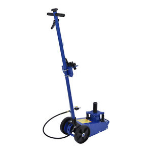 22 Ton Air Hydraulic Floor Jack Hd Truck Lift Jacks Service Repair Lifting Tool