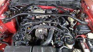 94 01 Ford Mustang 4 6l V8 Engine Dropout Swap Liftout Video Tested 109k Oem
