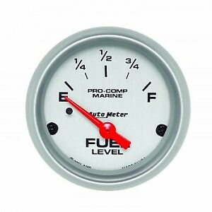 Auto Meter 200760 33 Gauge Fuel Level