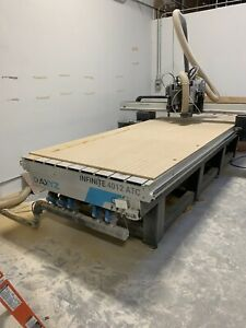 Cnc Router Model No 4012 Excellent Condition Very Low Hours