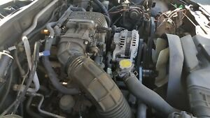88 Mazda Rx7 13b Engine With Manual Trans Complete Lift Out Still In Car