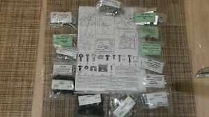 1955 Chevy Front End Sheet Metal Hardware Kit Usa Made