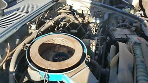 82 Mazda Rx7 12a Engine With Manual Trans Complete Lift Out Still In Car