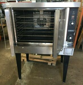 Oven Hobart Full Size Single Deck Natural Gas Convection Oven