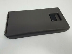1999 2001 Ford Ranger Center Console Storage Lid Gray