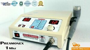 Ultrasound Therapy Machine Multi Pain Relief Largest Selling 1 mhz Therapy Unit