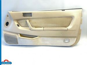 1989 Acura Legend Coupe Right Passenger Door Panel Tan With Cloth Oem