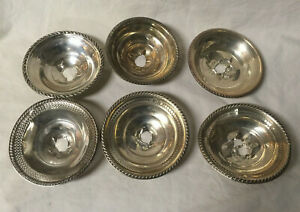 6 Piece Lot Of Scrap Sterling Silver Approximately 9 6 Ounces