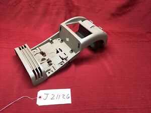 1995 2001 Ford Explorer Center Console Rear Trim Vent Cup Holder Finisher Tan