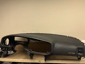 2016 2017 Dodge Charger Dashboard W Airbag
