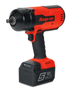 Snap On Tools 18v Brushless Monster Lithium Impact Wrench 1 2