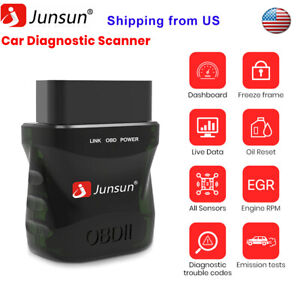 Obd2 Bluetooth Scanner Scan Tool Ios Android Bluetooth Diagostic Code Reader Us