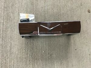 Vintage Kleenex Auto Serv Under Dash Tissue Dispenser Pontiac With V Design