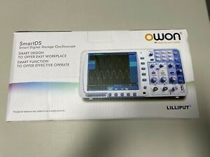 Owon 100mhz Oscilloscope Sds7102 1g s Large 8 Lcd New