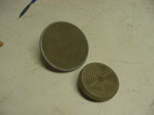 Model T Ford Speedster Step Plates