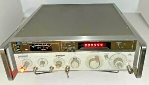 Hp 8640b 500 Khz To 1024 Mhz Signal Generator Option 003