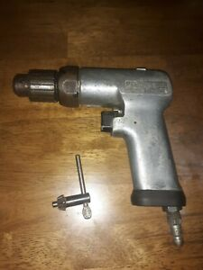 Vintage Snap On Pdr3a 3 8 Pneumatic Reversible Drill