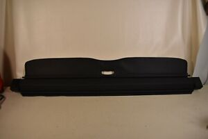 04 06 Bmw X5 Cargo Cover Privacy Shade Tonneau Black Charcoal Oem