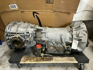 1978 1982 Porsche 928 3 Speed Automatic Transmission Gearbox Transaxle Assembly