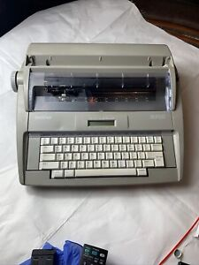 Reconditioned Brother Sx4000 Typewriter Portable Electronic Typewriter Nice