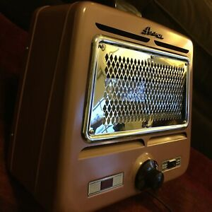 Arvin Vintage Space Heater Model 5534 1960s Superb Condition