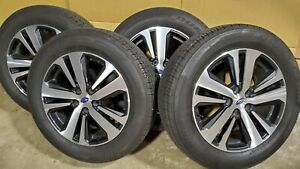 2019 Subaru Outback Limited Oem 18 Factory Wheels Tires 5x114 2018 2016 2017