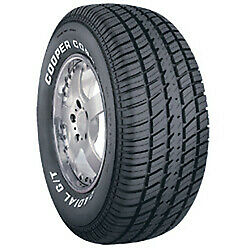P235 60r15 98t Coo Cobra Radial G T Rwl Tires Set Of 4