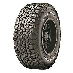 Lt265 70r17 6 112 109s Bfg All Terrain T a Ko2 Rwl Tire Set Of 4