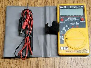 Pocket Digital Multimeter Uei Dm5b