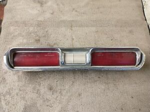 1962 Buick Wildcat Electra 225 Rear Tail Light Assembly