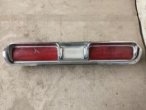 1962 Buick Wildcat Electra 225 Rear Tail Light Assembly 2