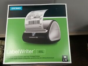 Dymo Labelwriter 4xl Direct Thermal Printer Monochrome Silver Desktop La