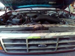 Rear Axle From 8501 Gvw Full Floating Fits 87 97 Ford F250 Pickup 4689705
