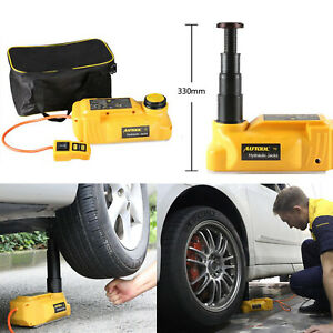 12v 5ton Electric Hydraulic Floor Jack Garage Shop Home Car Jack Lift Repair Kit