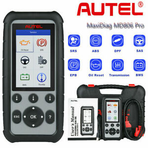 Autel Maxidiag Md806 Pro Car Code Readers Auto Diagnostic Tools Md808pro Srs Epb