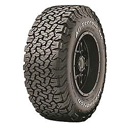 Lt235 75r15 6 104 101s Bfg All Terrain Ta Ko2 Rwl Tire Set Of 4