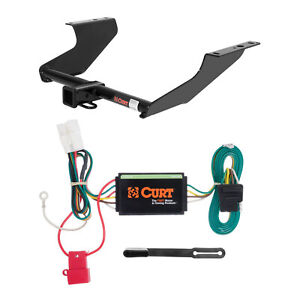 Class 3 Curt Trailer Hitch Wiring Package For Subaru Forester