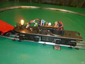 Lionel Modern Era Alco Dummy Diesel Frame With Electronic Horn Light And Trucks