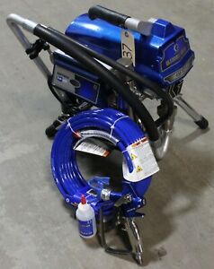 Graco 490 Ultimate Mx Ii Pc Pro Stand Electric Airless Sprayer 826243 B