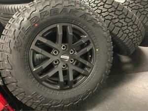 4x Brand New Ford Ranger Raptor 2020 Rims 17 285 70 17 Ko2 Bfg Tyres Wildtrak