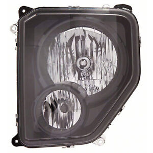Ch2502227oe New Oem Driver Side Headlight Assembly Fits 2010 2012 Jeep Liberty