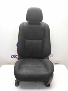 2016 17 Nissan Altima Sv Driver Left Front Seat Assembly Black Cloth Power