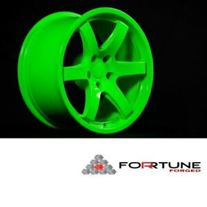 Exclusive Forrtune Rtgt Forged 17x9 Nismo Lmgt4 Te37sl Ze40 Ce28n Regamaster