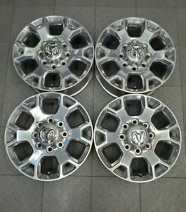 2693 2019 2020 Dodge Ram 2500 3500 Srw 18 Factory Oem Rims Wheels 6ms02trmaa