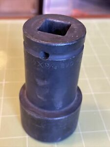 Snap On Bwd482 3 4 Drive 6 Point Sae 13 16 Square Budd Wheel Impact Socket