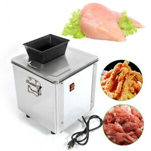 3 5mm Commercial Electric Meat Slicing Cutting Machine Stainless Slicer Cutter